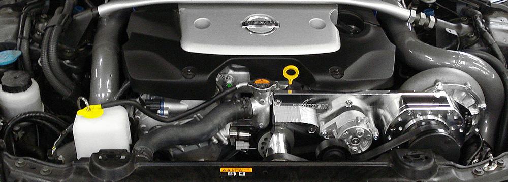 NISSAN 350Z PERFORMANCE