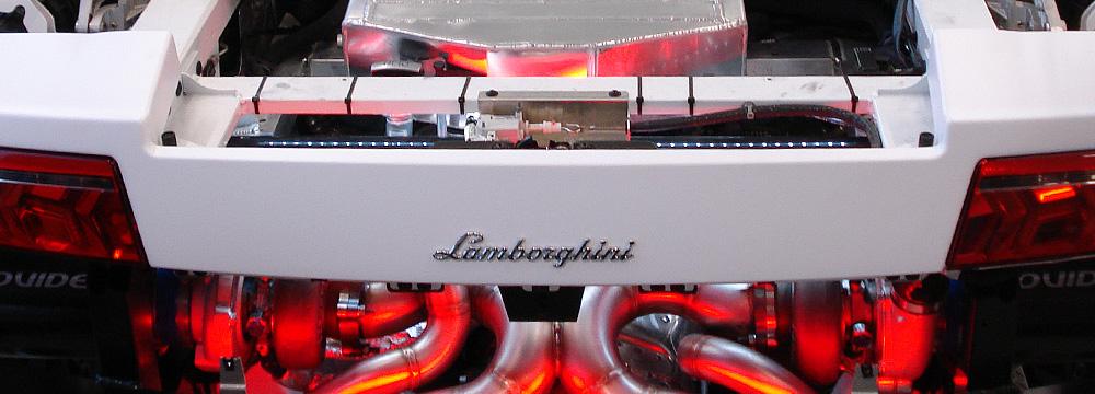NOVIDEM Performance for Lamborghini