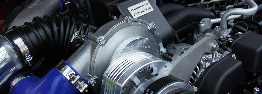 NOVIDEM Performance for Toyota
