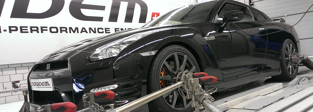 NISSAN GT-R PERFORMANCE