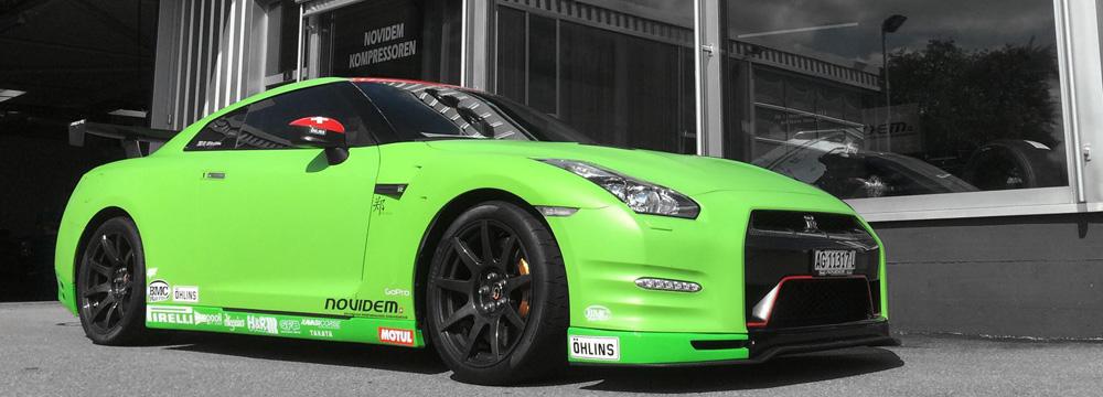 NOVIDEM Performance for Nissan