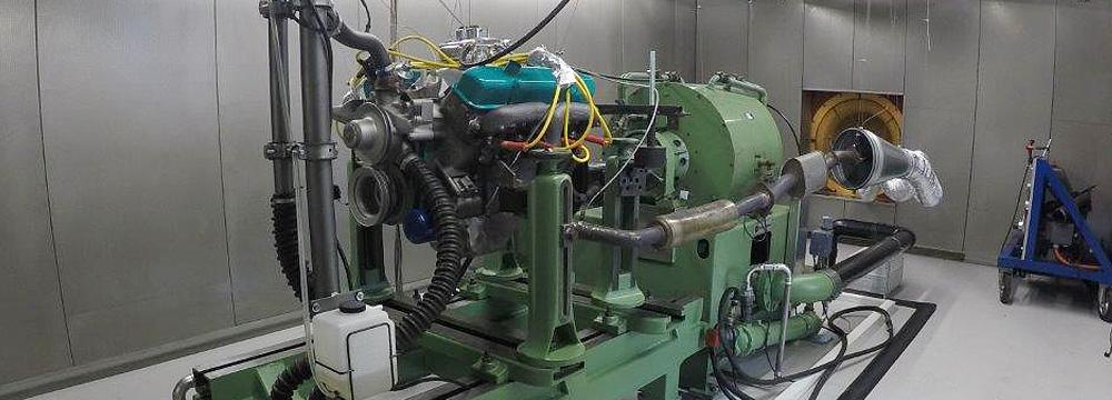 Motorenprüfstand für Straßen- und Rennmotoren
