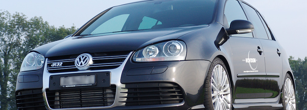 VW R32 PERFORMANCE