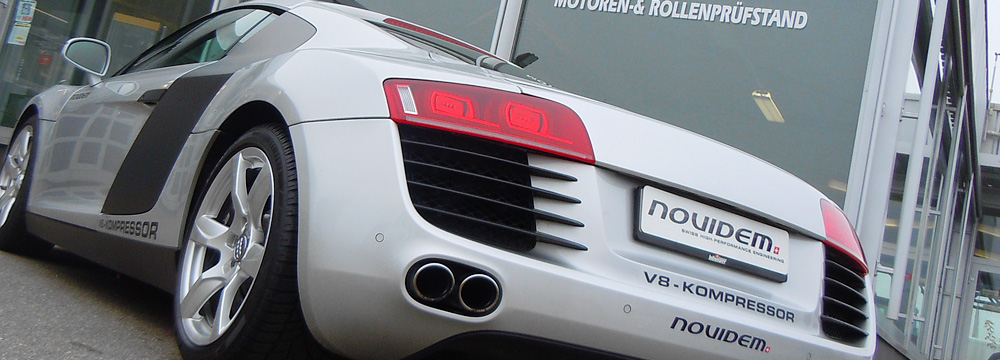 AUDI R8 V8 PERFORMANCE